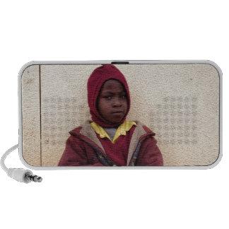 Creating Master Teachers: Abraham Maasai Student iPhone Speaker