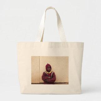Creating Master Teachers: Abraham Maasai Student Canvas Bags