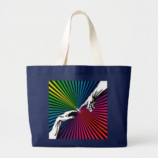 Creation Large Tote Bag