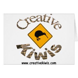 Creative Kiwis 2 Card