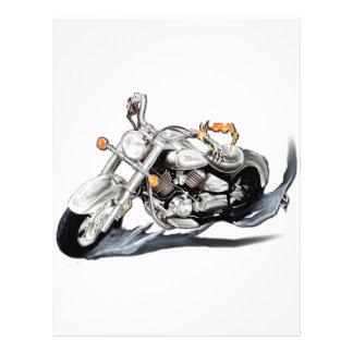 Creative Motorcycle 21.5 Cm X 28 Cm Flyer