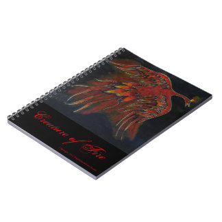 Creature of Fire Notebook