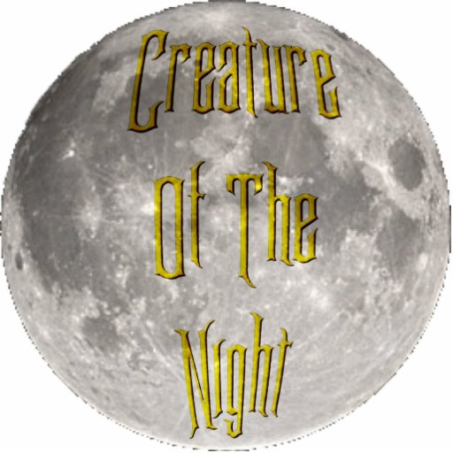 Creature of the Night Cut Outs