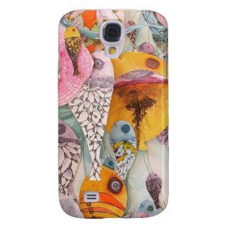Creatures of La Mer No. 2 Galaxy S4 Case