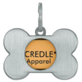 Credle Pet Tag