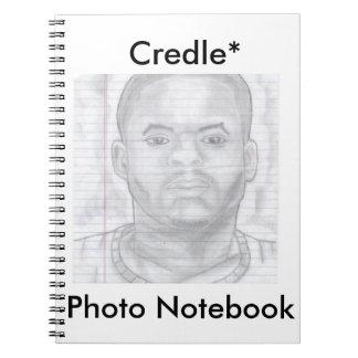 Credle Photo Notebook
