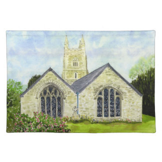 'Creed Church' Placemat
