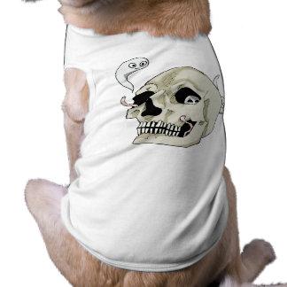 Creepy Crawler Skull Shirt