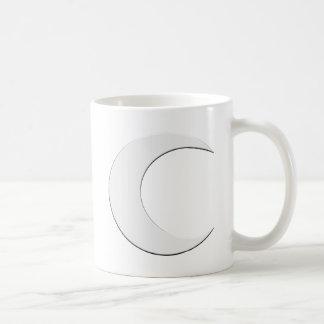 Crescent Moon Coffee Mug