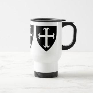 Crest of Coffee Stainless Steel Travel Mug