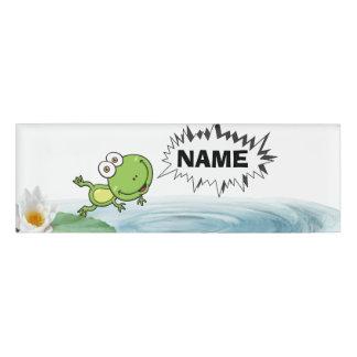 Cribbage Frog