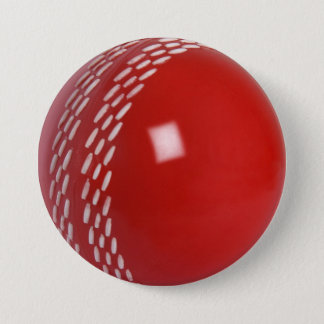 Cricket Ball Badge
