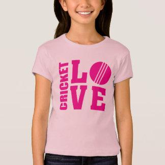 Cricket Love, Cricket T-Shirt