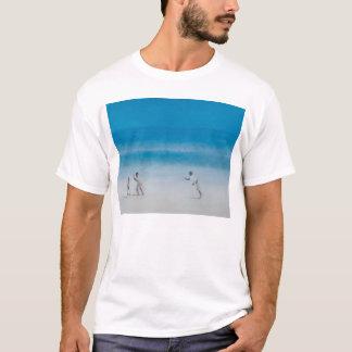 Cricket on the beach 2012 T-Shirt