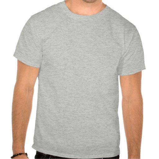 Cricket Player Grey Logo -- Customizable T Shirts