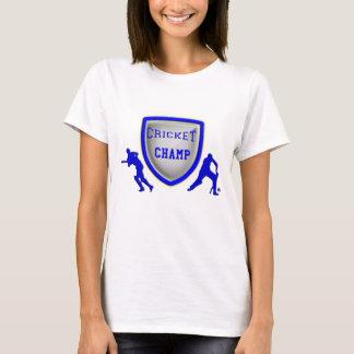 Cricket T-Shirt Ladies