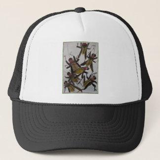 Crickets Trucker Hat