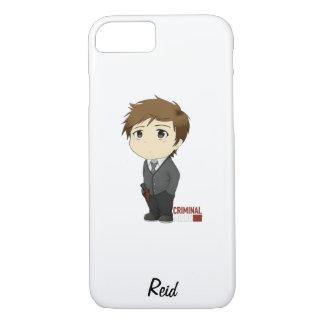 Criminal Minds SSA Spencer Reid iPhone 8/7 Case