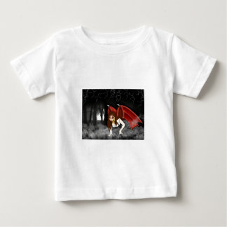 Crimson Wings Baby T-Shirt