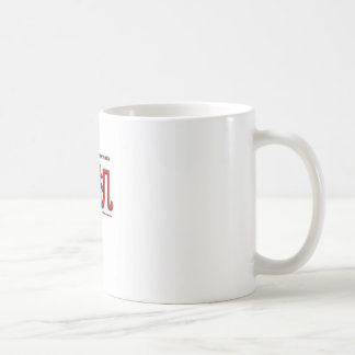 Crisis Equals Opportunity Basic White Mug