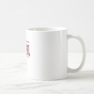 Crisis Equals Opportunity Basic White Mug