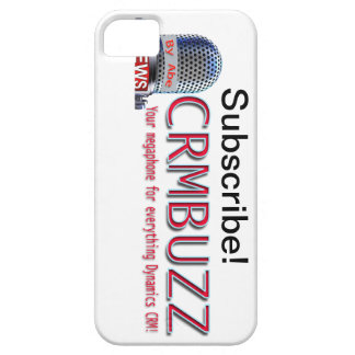 CRMBuzz Subscribe iPhone 5S case