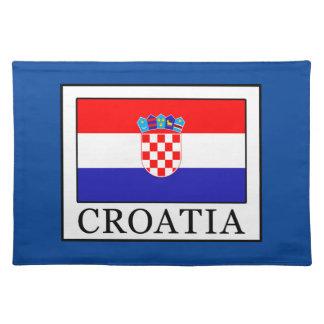 Croatia Placemat