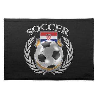 Croatia Soccer 2016 Fan Gear Placemat