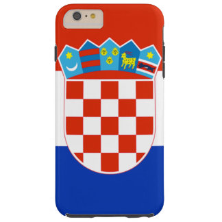 Croatia Tough iPhone 6 Plus Case