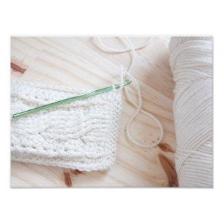 Crochet Cables Photo