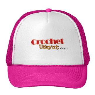 Crochet Uncut Hat