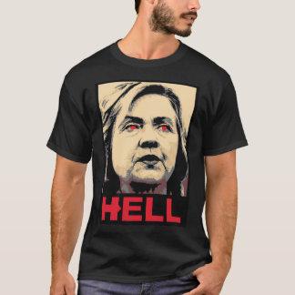 Crooked Hillary Clinton Hell – Anti-Hillary T-Shirt