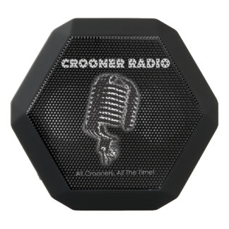 Crooner Radio Clip-on Bluetooth Speaker