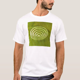 Crop Circle Cissbury Rings 1995 T-Shirt