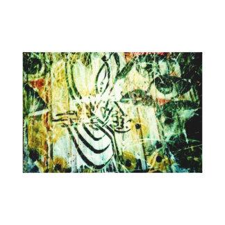 CROSS graffiti! Gallery Wrap Canvas