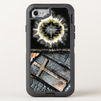 Cross of Protection OtterBox Defender iPhone 8/7 Case