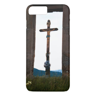 Cross over Case iPhone 7 Plus, Barely There