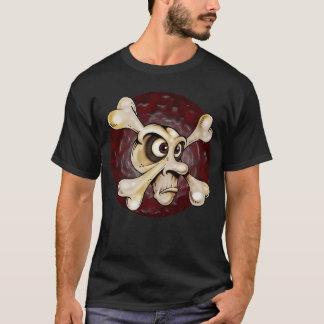 Crossbones Black T-Shirt