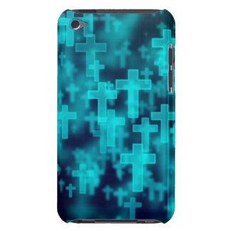Crosses iPod Touch Case-Mate Case