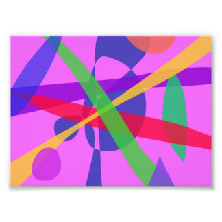 Crossing Lines Primitive Abstract Art Photo Art