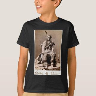 Crow Indian 1880 Vintage Native American Portrait Tees