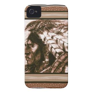 Crow Warrior Blackberry Bold Case