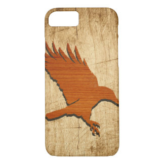 crow wood iPhone 7 case