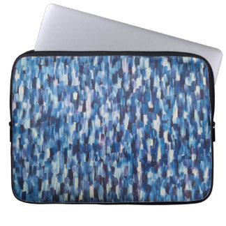 Crowds of Blue Laptop Case Laptop Computer Sleeves