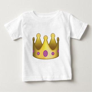 Crown emoji baby T-Shirt