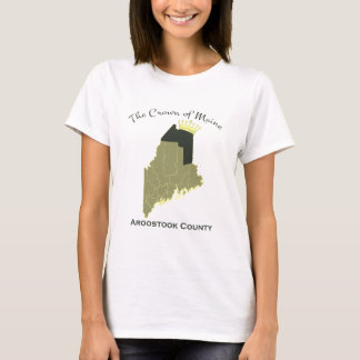 Crown of Maine T-Shirt