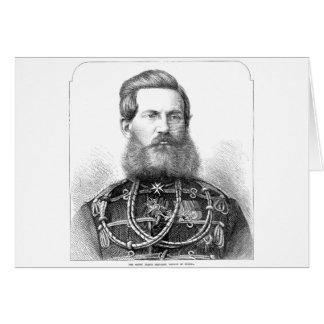 Crown Prince Frederick William of Prussia Card