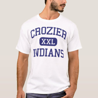 Crozier - Indians - Junior - Inglewood California T-Shirt