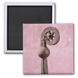 Crozier of St. Robert, c.1100 Magnet