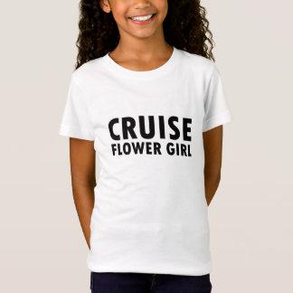Cruise Flower Girl T-Shirt